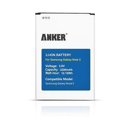 Anker® 3200mAh Li-ion Battery For Samsung Galaxy NOTE 3 III SM-N9005 / with NFC