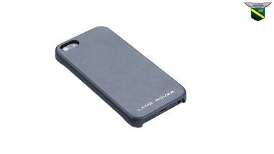 Land Rover New Genuine Navy Leather Iphone 5/5S Case Cover 51LAPH266NVA