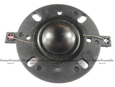 """1 pc 25.4 25.5mm (1"""") silk diaphragm dome Tweeters horn Drive voice coil"""