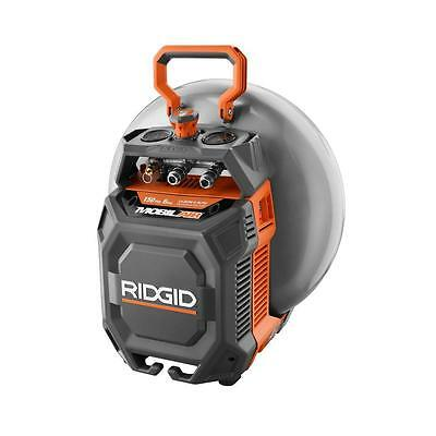 Ridgid OF60150HV 6 Gallon Portable Verticle Pancake Air Compressor - NEW !!!!!!