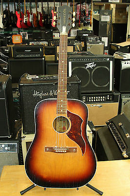 Vintage Egmond Acoustic Guitar! See photos for condition!
