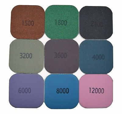 """2""""x2"""" MICRO-MESH Regular - Individual Soft Touch Pads"""