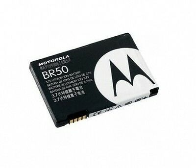 OEM New Motorola BR50 For Razr V3 V3i V3i D&G V3im SNN5696B Battery