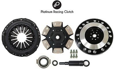 Prc Stage  Clutch Kit+Chromoly Flywheel Impreza Wrx Legacy Gt 2.5L Turbo 5Speed