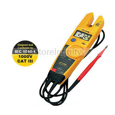 FLUKE T5-1000 1000 Voltage Current Electrical Tester 1000V UK Stock