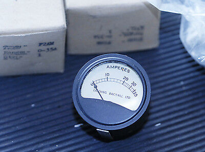 Lansing Bagnell DC ammeter 35A new