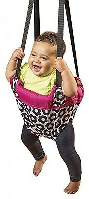 Jumper Exersaucer Evenflo Bumbly Baby Bouncer Swing Jump Adjustable Seat Toddler