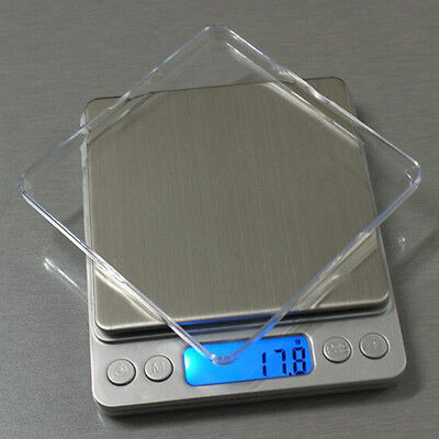 New Electronic Digital Kitchen Food Diet Balance Weight LCD Display Scales