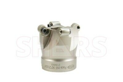 Shars 2'' Round Indexable Face Mill Use RPMT1204 Insert New $140.55 Off