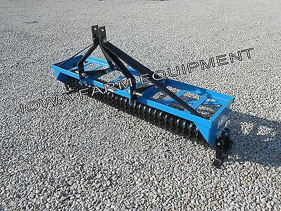 "Cultipacker, Culti-Packer, 'LS' 72"" Tractor 3-Point, Includes Stands!"