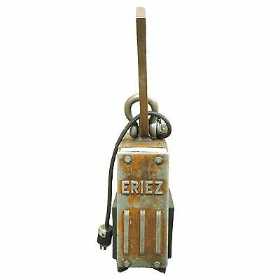 Eriez Electromagnetic R-50 V-Grooved Lift Magnet 1000lbs Capacity 115V 1.3A 1494