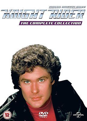 Knight Rider Complete Dvd Box Set ( The Ultimate Collection) New/sealed