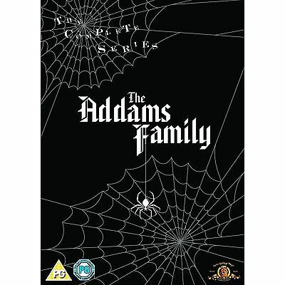 The Addams Family  Season 1-3 Dvd Box Set New