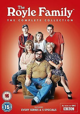 The Royle Family - The Complete Collection Dvd New/Sealed