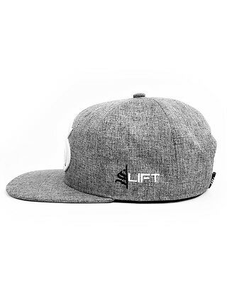 Strong Liftwear Cap Snapback S LIFT  Marle 3D Embroidered Logo Cotton Adjustable