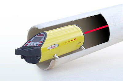 Calibration of your Pipe Laser Level - Free return shipping