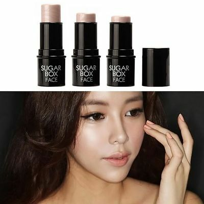 Sexy Women Shimmer Highlighter  Stick Light Face Brighter Illuminator Powder