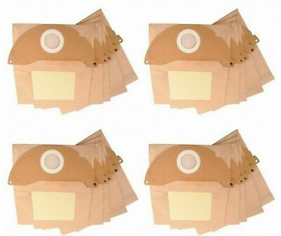 20 x Extra Strong Dust Bags for Karcher MV2 IPX4 A2064 Vacuum Cleaner Hoover