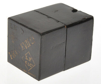 Le Franceville small box 4x4 firts years of 1900