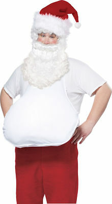 California Costumes Classic Santa Christmas Belly Accessory. 60634