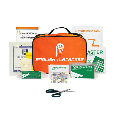 Firstaid4sport Lacrosse Standard First Aid Kit