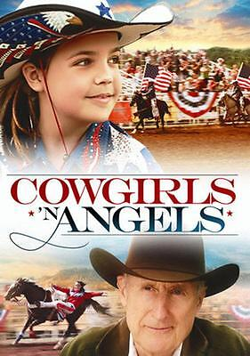 COWGIRLS 'N ANGELS - JAMES CROMWELL - WIDESCREEN DVD - SHIPS 1st CLASS NEXT DAY