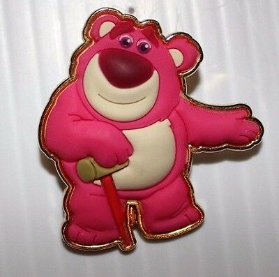 Disney DSF Soda Fountain LE 300 Pin Toy Story 3 Lotso Strawberry Scented