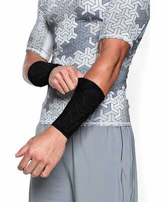 Under Armour Mens Football Padded Forearm Shiver Sleeve S M
