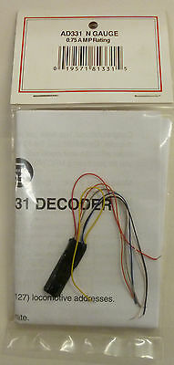 MRC N Scale DCC Decoder AD331 New