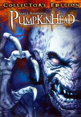Pumpkinhead New Region 1 Dvd