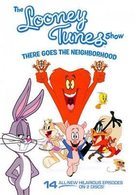 The Looney Tunes Show: There Goes The Neighborhood New Region 1 Dvd