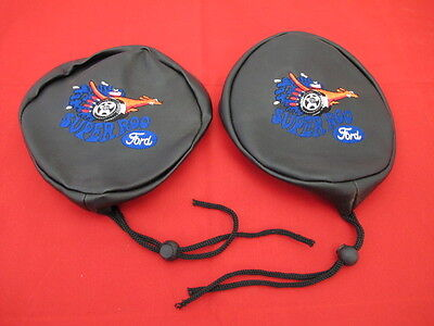 Ford Falcon Xw Xy Gt Gs Superoo Driving Light Covers Pair