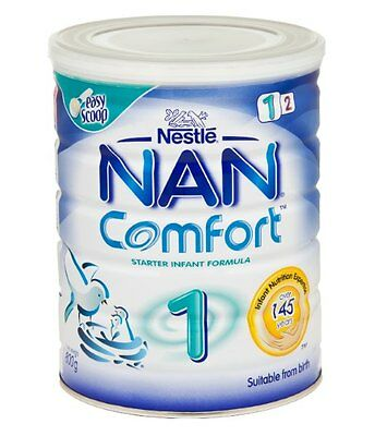 New 800g Nestle NAN Comfort 1 with L Reuteri Infant Formula Probiotics Milk