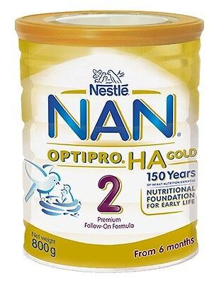 Nestle NAN Optipro HA 2 Gold 800g