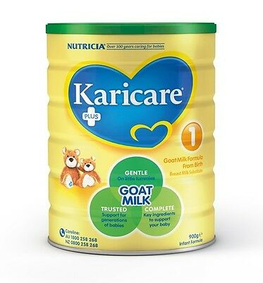 Karicare Plus Goat Milk Infant Formula (From Birth) 900g