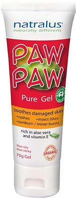 Natralus Paw Paw Pure Gel 75g