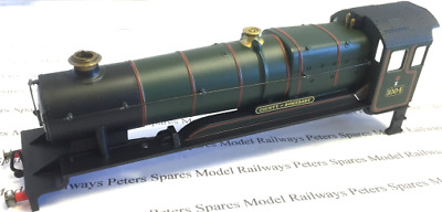 Hornby X8082 County Body Named County Of Somerset GWR No: 1004 OO Gauge