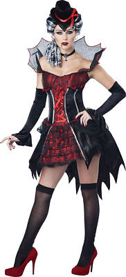 California Costumes Women's Temptress Dracula's Countess Vampire Costume. 01575