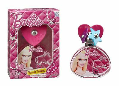Barbie Geschenk-Set: Eau de Toilette (Parfum) Spray 100ml  für Kinder