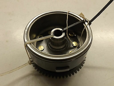 Cpi suv 125 fly wheel and starter clutch