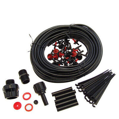 Voche® 23M Micro Irrigation Watering Kit Automatic Plant Greenhouse Water System