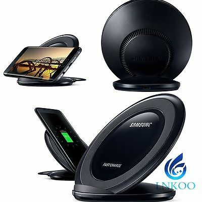 Samsung Fast Wireless Qi Charging STAND Pad for Galaxy S6 Edge/S7 Edge  Note 5/7