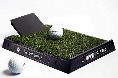 Chipping Pro - Golf Short Game aid - Swing Aid BlackDeal Week