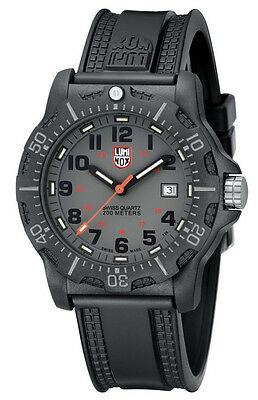 Luminox Men's 8802 Black Ops Carbon-Reinforced PC Analog Watch