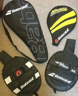 babolat tennis racket covers squash ball fighter junior 100 uk seller