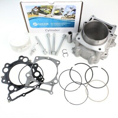 Yamaha Rhino 660 Cylinder Piston Gasket Top End Rebuild Kit 2004-2007
