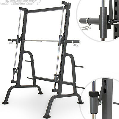 Squat Barbell Power Rack Stand Weight Bench Support 250 kg Home Gym Fitness
