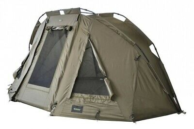 MK Angelsport 5 Seasons Dome Pro 2 Mann Angelzelt Bivvy Zelt Karpfenzelt