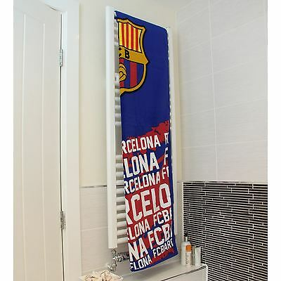 Extra Large - Barcelona Football Club Impact Beach Bath Towel Boys Kids Holiday