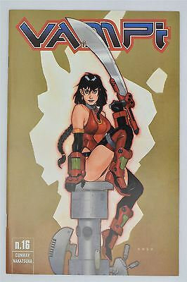 Harris Comics Vampi #16 March 2002 NM 1st Limited Edition Vampirella Kevin Lau